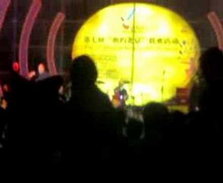 Swede Rock (Beijing Music Festival)