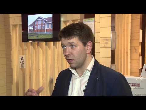 Стенд Компании АПС ДСК Выставка на ВВЦ - интервью с коммерческим директором Компании АПС