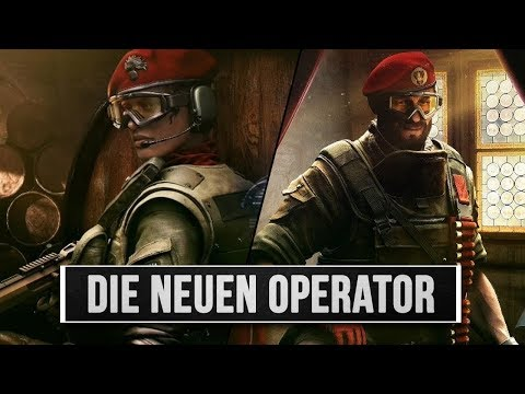 Die neuen Operator! - Alibi & Maestro - Rainbow Six Siege Para Bellum