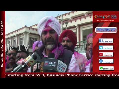 Thank You For Honoring Me WIth Your Vote: Manpreet Badal