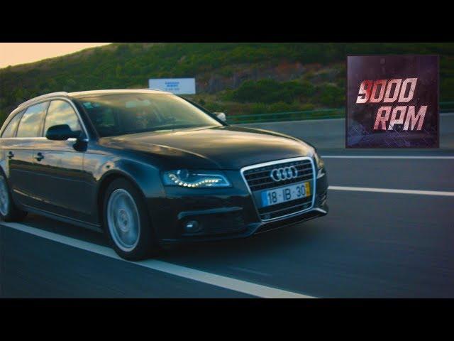 Teaser Test Drive Audi A4 TDI 170CV