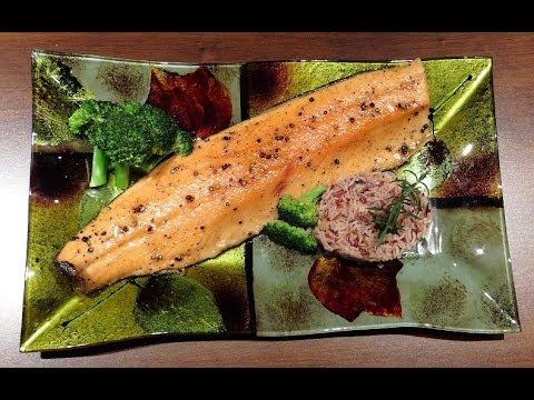 saumon-laqué-à-l'érable-et-poivre-noir