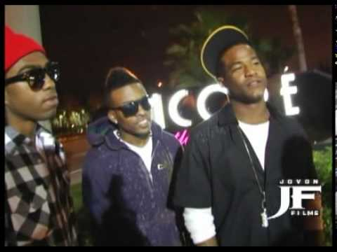 Nappy Boy's Newest Group One Chance in Interview the truth about their deal with Usher- Jovon Films