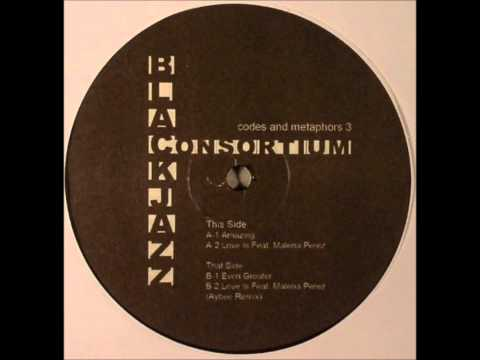 Black Jazz Consortium - Love Is