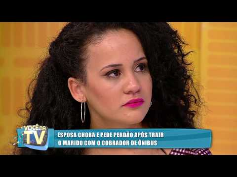 Esposa Quer Perdão Após Trair Marido Com Cobrador De ônibus