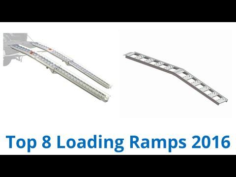 8 Best Loading Ramps 2016
