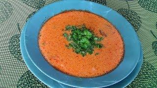 Сырно грибной суп с замороженными овощами - быстро, просто и очень вкусно!