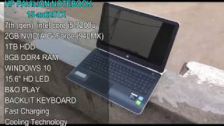 HP PAVILION Notebook 15 au620TX review GTA 5 Gaming review in HP LAPTOP