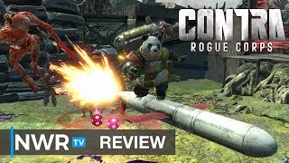 Contra: Rogue Corps (Nintendo Switch) Review in Progress (Video Game Video Review)