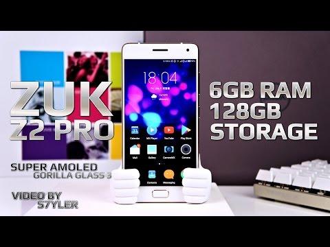 Lenovo ZUK Z2 Pro (In-Depth Review) 6GB RAM & 128GB Storage, Performance Monster! // by s7yler