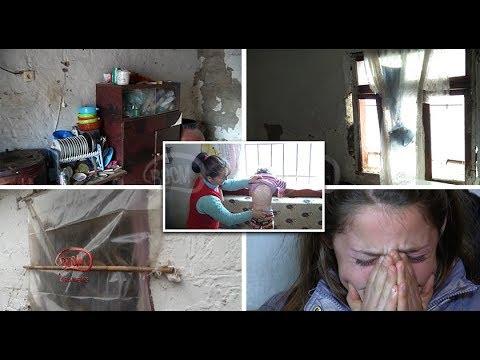 """""""Lindi për herë të dytë"""", """"BOOM"""" në shtëpinë e Alteas që jeton në varfëri ekstreme"""