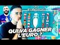 PRONOSTIC EURO 2021 (complet) Qui va gagner l'Euro ?