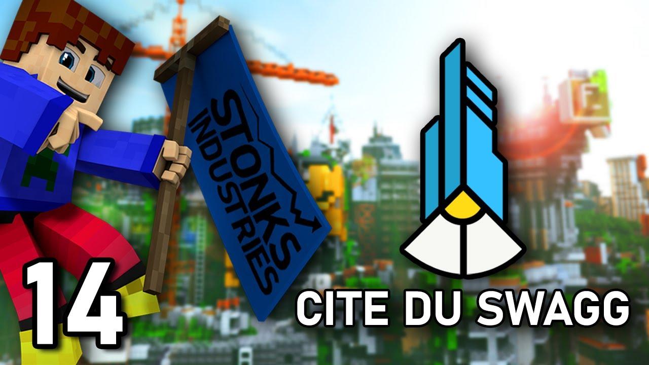 Cité du Swagg #14 - La guerre de l'end