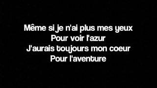 Mon coeur pour te garder - Amélie Veille (paroles)