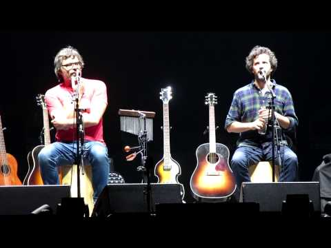 Flight of the Conchords - Inner City Pressure - Dallas, TX 10-26-2016