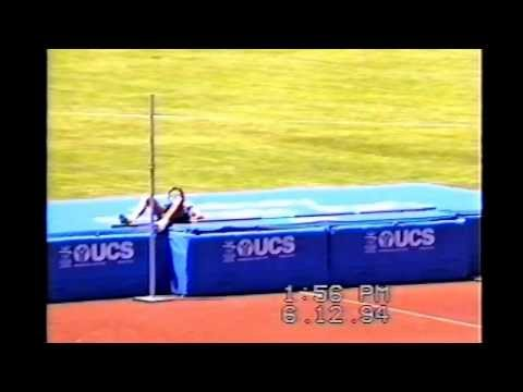 1994 Australian PSSA Boys High Jump- 10 and 12 year