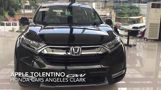 2018 HONDA CRV 1.6 S DIESEL 9AT (Philippines) Dark Olive