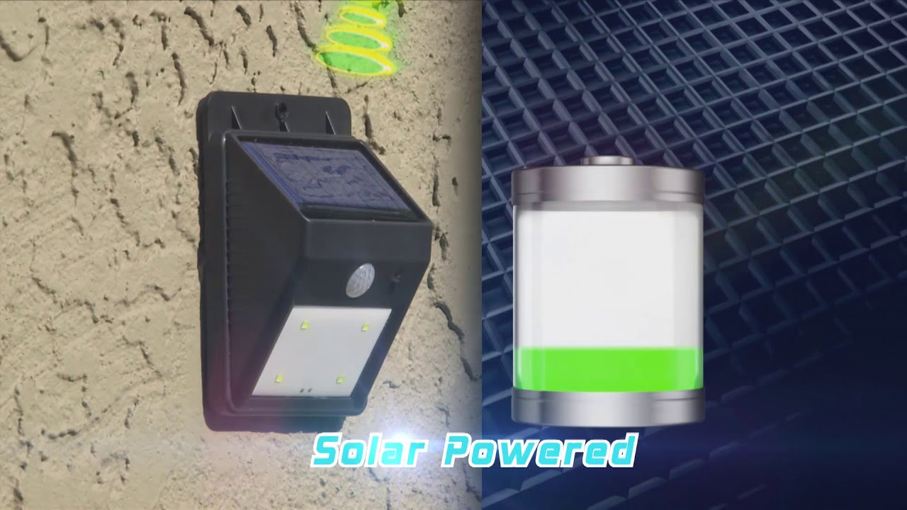 Jml everbrite wireless solar powered outdoor light youtube jml everbrite wireless solar powered outdoor light mozeypictures Image collections