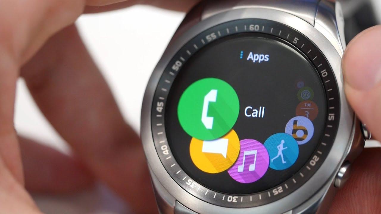LG New Smartwatch