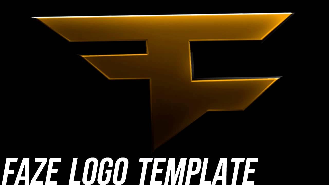 faze logo template wdl link youtube