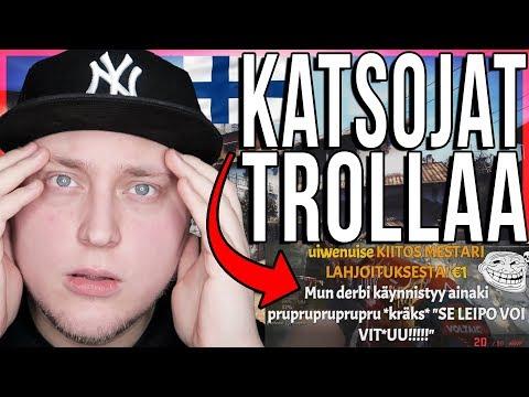 KATSOJAT TROLLAA! - CS:GO Suomi Pelailua (Counter Strike: Global Offensive Competitive) thumbnail