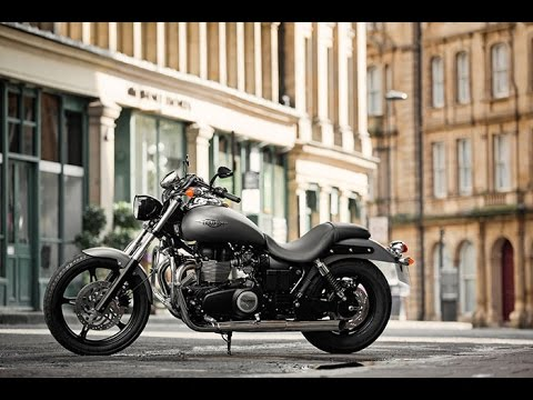 2016 Triumph Speedmaster 865cc Youtube