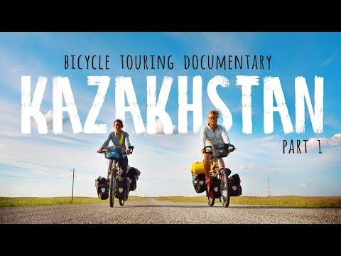 Docu - By Bicycle through Kazakhstan - Part 1