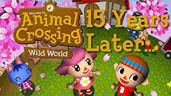 Revisiting My Animal Crossing Wild World Town (15 Years Later)
