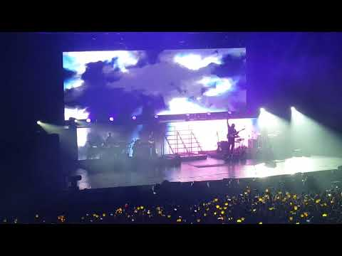 TAEYANG WHITE NIGHT IN KL - OPENING ( RINGA LINGA )