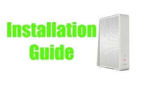 virgin media hub 3   installation tutorial