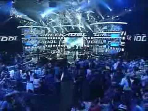 Giannis Ploutarxos - Greek Idol 2010 (Part 2)