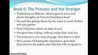 Odyssey Books 6, 7, 8 Summary