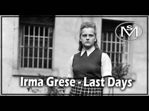 Irma Grese - Female Criminals of the 40
