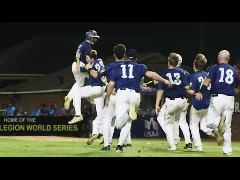 Walk-off Winner In American Legion World Series