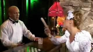 Horny Bride Fucks Butler