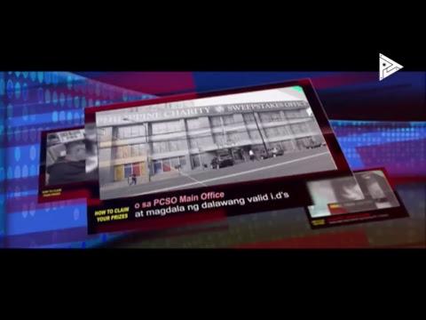 PCSO 11 AM Lotto Draw, March 16, 2018