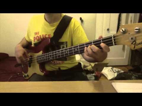 Amazing bassline Of Curtis Mayfield Pusherman