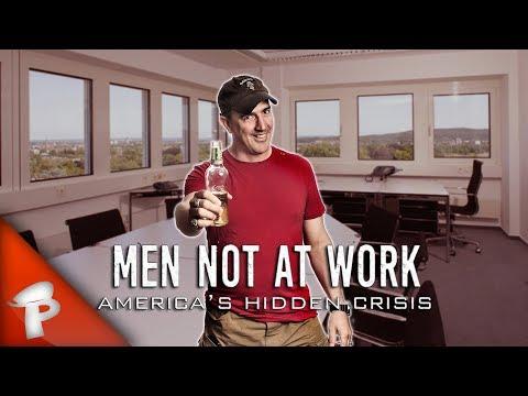 MEN NOT AT WORK   Redonkulas.com