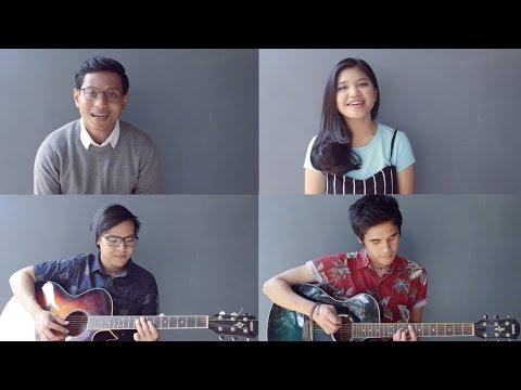 Hivi - Sama Sama Tahu (Cover) By Kevin Ruenda, Kezia Manopo, Al Ghufron & Daris Mahanad