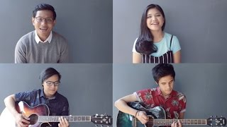 Video Hivi - Sama Sama Tahu (Cover) By Kevin Ruenda, Kezia Manopo, Al Ghufron & Daris Mahanad download MP3, 3GP, MP4, WEBM, AVI, FLV Oktober 2017