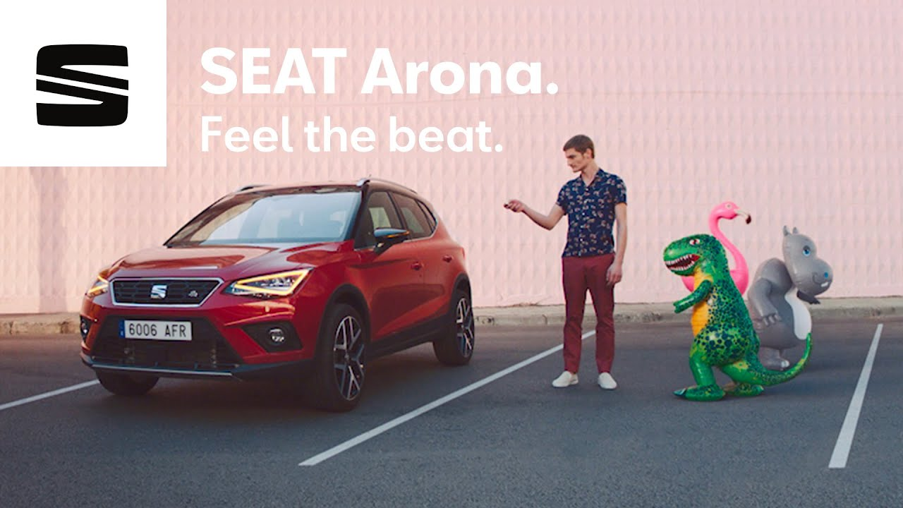 SEAT Arona with BeatsAudioTM Sound System: FEEL THE BEAT | SEAT