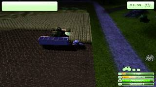 Farming Simulator 2013 - How to Farm Corn and make Silage, Tutorial