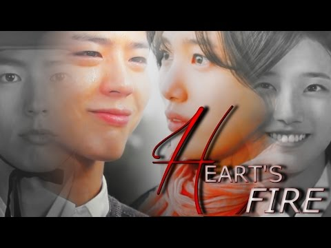 PARK BO-GUM & SUZY | HEART'S FIRE