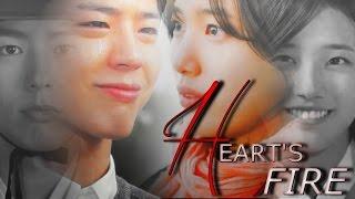 Video heart's fire. | Park Bo Gum & Suzy [crossover] download MP3, 3GP, MP4, WEBM, AVI, FLV Maret 2018