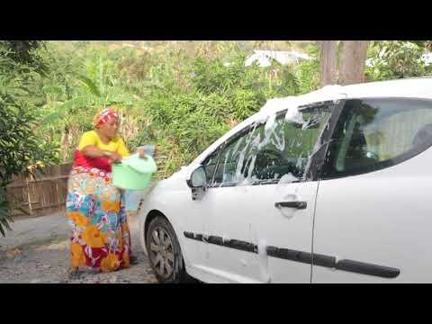 Les conseils de Foundi Maji! Tuto 8 : Le lavage de voiture