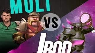 Clash of Clans HORSE with Jrod12399: It's a Close One!