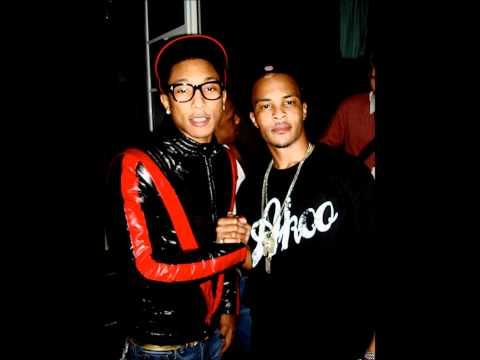T.I ft. Pharrell Williams-Amazing (Brand New) [HD]