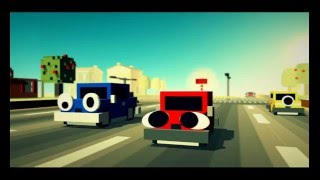 Cutie Cars - Upcoming Mobile Game 2016
