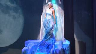 Frozen, la reina del gel