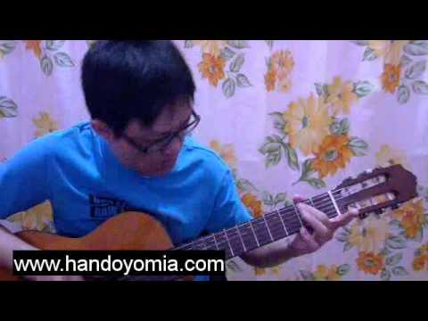 如果没有你 Ru Guo Mei You Ni - 萧敬腾 Xiao Jing Teng - Fingerstyle Guitar Solo